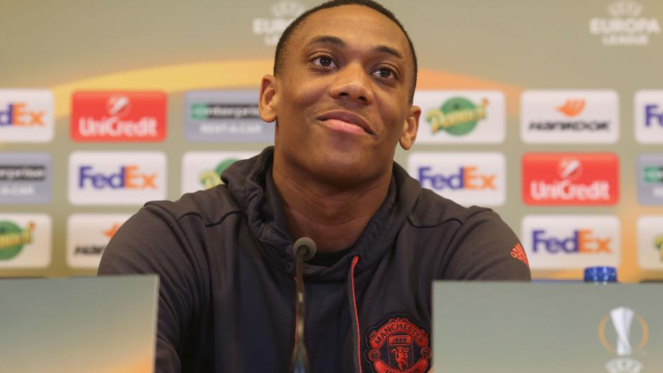 Martial denies exit rumours