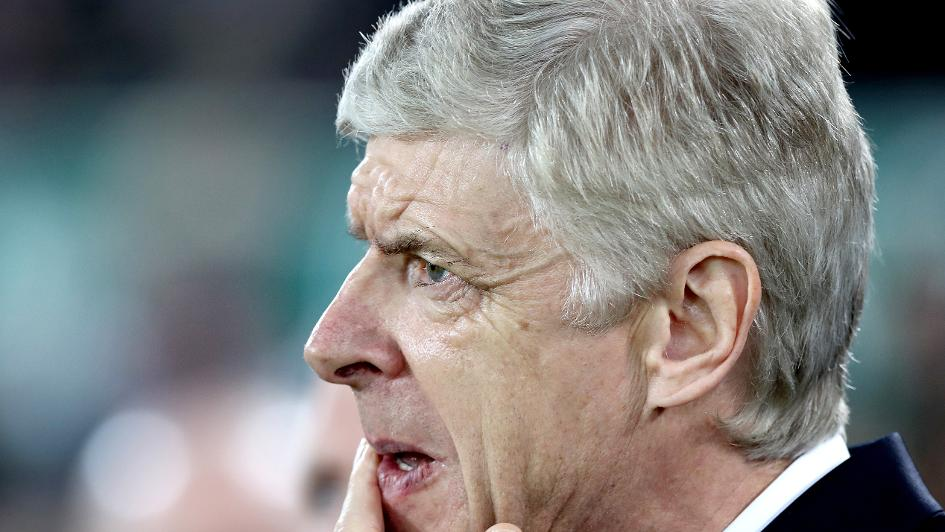 Arsene Wenger says his Arsenal future is