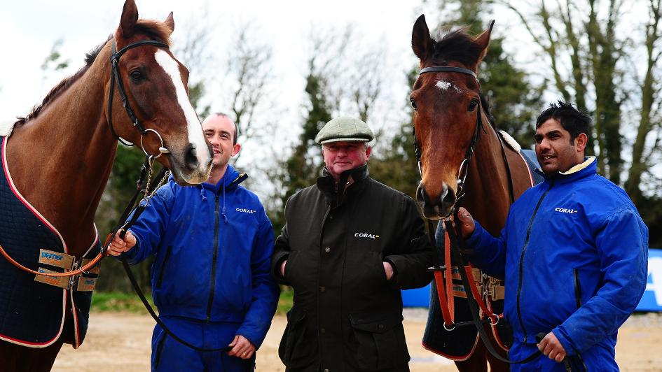 Watch all the action from the Cheltenham Festival Friday