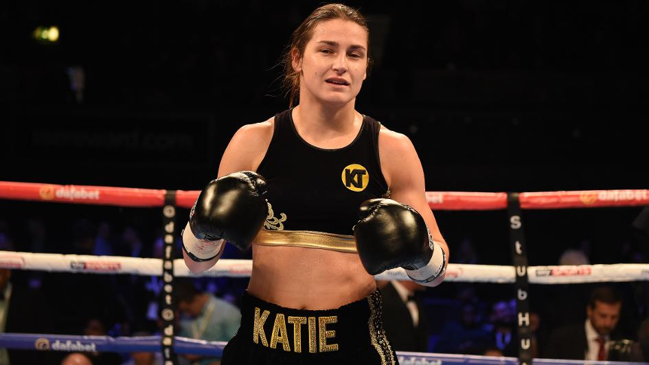 Katie Taylor wants more United States fights following stateside debut win